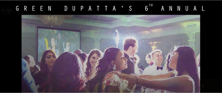 Green Dupatta Charity Gala