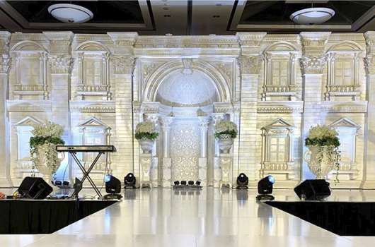 Luxury Event Decor
